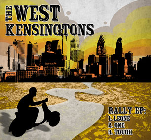 "the West Kensingtons – ""Rally"" EP"