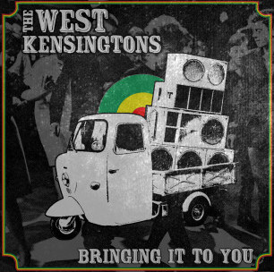 "the West Kensingtons ""Bringing It To You"" – EP"